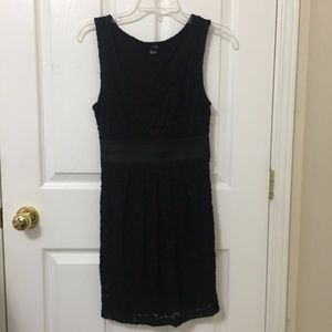 ⭐️2/$20 Forever 21 Black Lace Dress